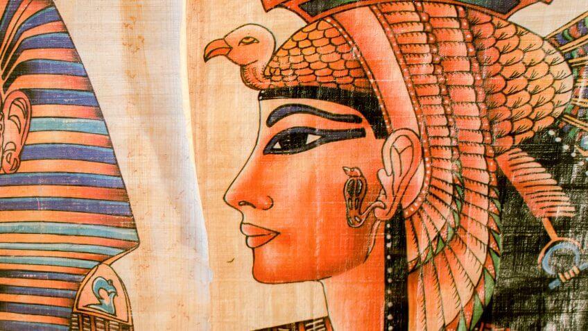 ثروتمندترین زنان تاریخ - کلئوپاترا