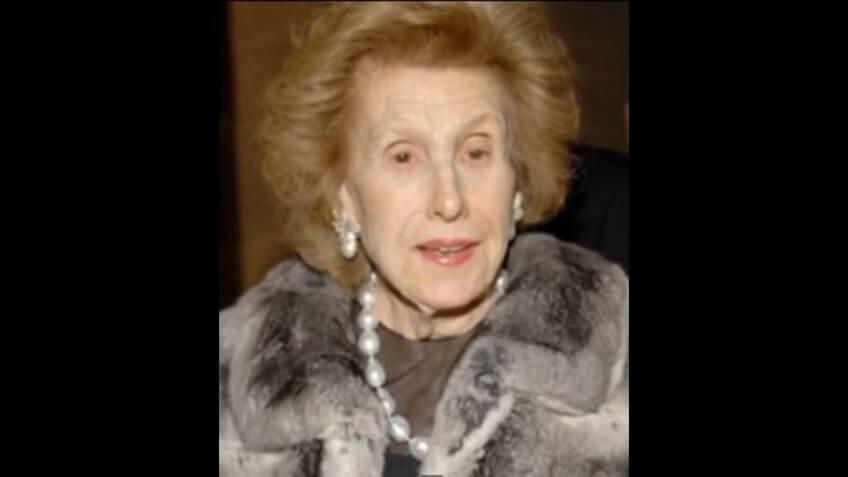 ثروتمندترین زنان تاریخ - آنه کوکس چمبرز