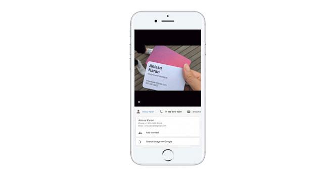 آغاز انتشار رسمی برنامه گوگل لنز برای آیپد و آیفون!