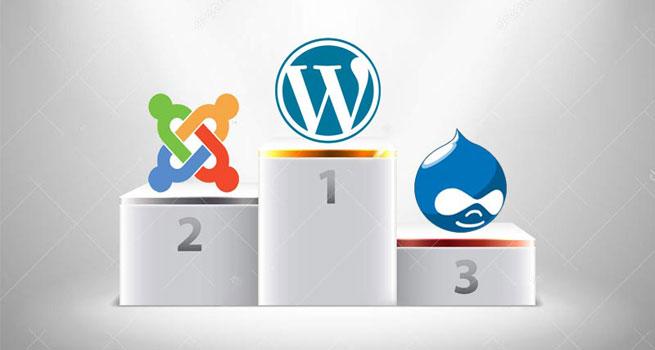 کدام سیستم مدیریت محتوا بهتر است؟ طراحی سایت با وردپرس یا جوملا؟
