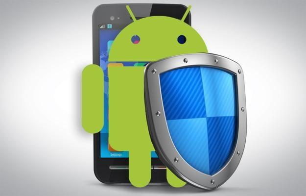 گام پنجم: اپلیکیشن ضد بدافزار دانلود کنید
