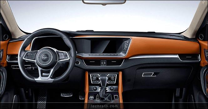 بررسی و مشخصات فنی کوپا توربو 210 ، کراس اوور جدید ریگان خودرو برای سال 97