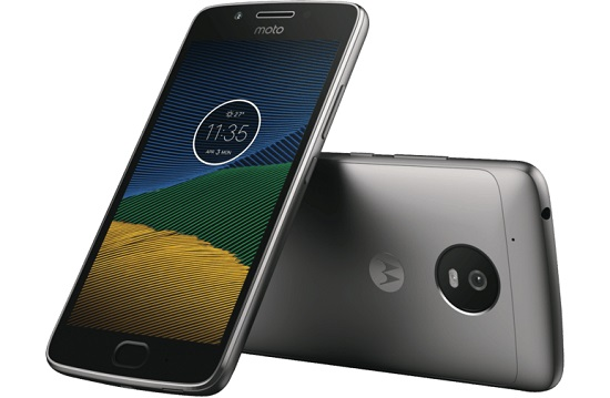 موتو جی 5 (Moto G5)