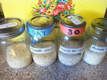 شهادت برنج