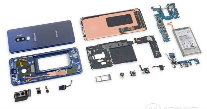 کالبد شکافی گلکسی اس ۹ ؛ تعمیر گوشی گلکسی S9 چگونه خواهد بود؟
