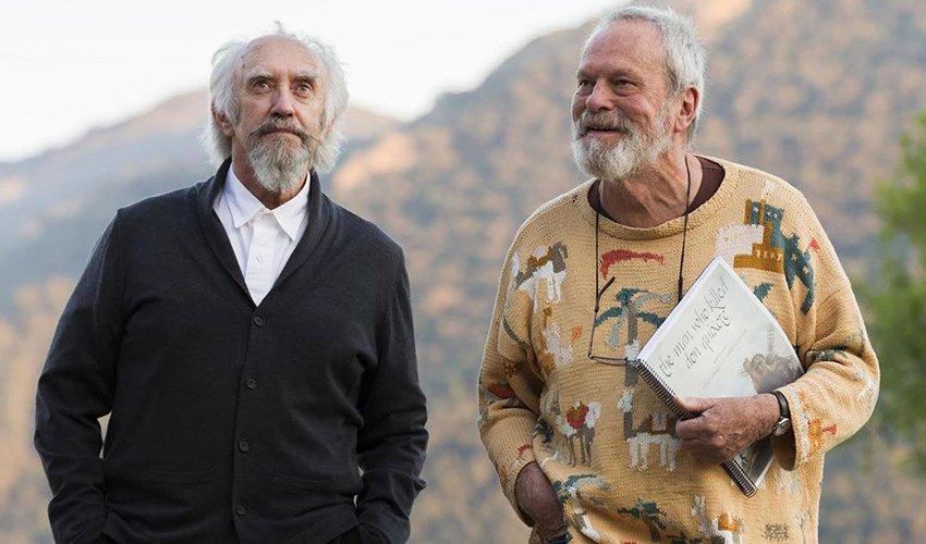 The Man Who Killed Don Quixote یکی از بهترین های 2018