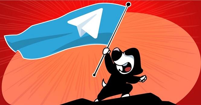 جنبش مقاومت دیجیتالی تلگرام ؛ پرواز موشکهای کاغذی روسیه در روز زمین [تماشا کنید]