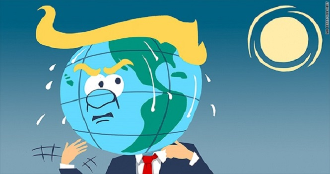 توافق آب و هوایی پاریس ؛ بزرگترین پیمان تغییر اقلیم جهان