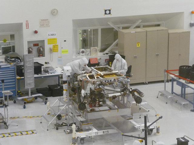 آزمایشگاه پیشرانش جت ناسا