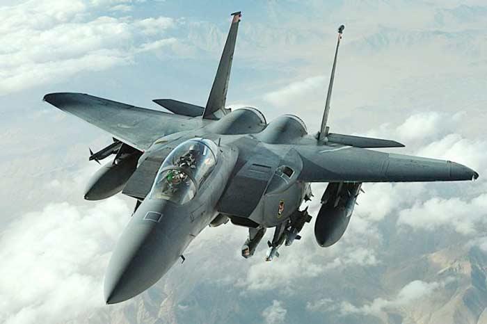 بوئینگ اف/ ای-۱۸ سوپر هورنت (ایالات متحده آمریکا)