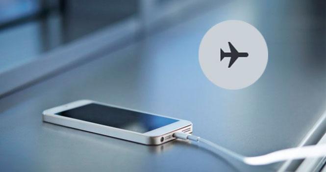 کاهش مصرف باتری موبایل با استفاده از حالت پرواز صحت دارد؟