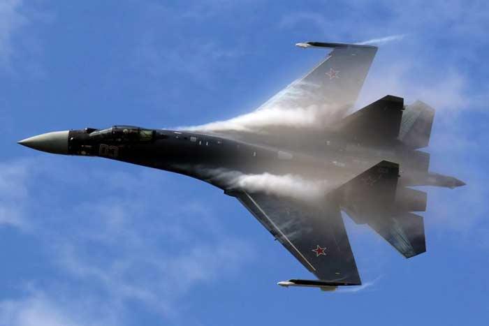 سوخو -۳۵ (روسیه)
