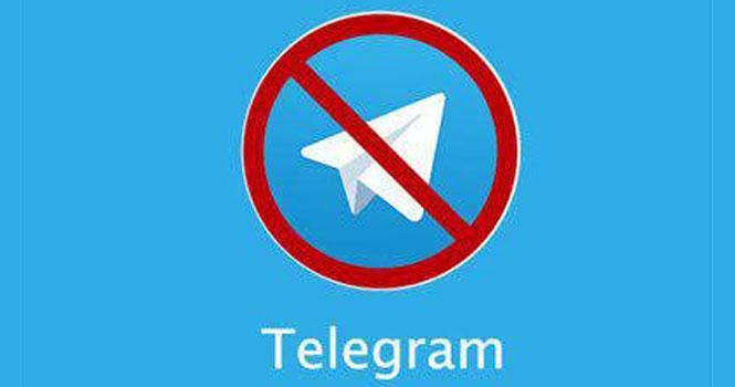ناموفق بودن فیلترینگ تلگرام در روسیه !