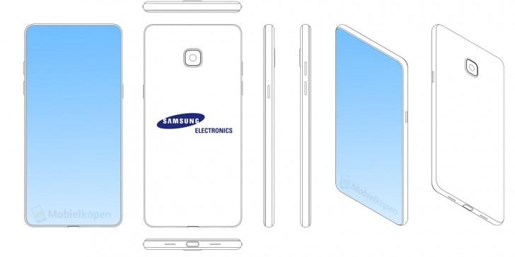 نمایشگر گوشیهای گلکسی S 10 کمی بزرگتر از نسل فعلی اس 9 هستند. اس 10 چیزی در حدود 0.03 اینچ و اس 10 پلاس 0.08 اینچ بزرگتر از مدلهای فعلی خواهند بود.