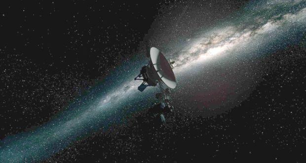 وویجر ۱ حدود ۱۸ میلیارد کیلومتر از زمین فاصله دارد و برادر دوقلوی آن نیز ۱۵ میلیارد کیلومتر از خانه دور شده است.