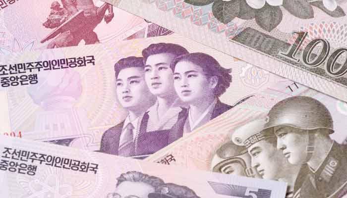 وون کره شمالی