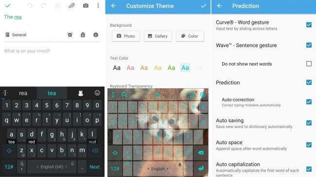 تاچ پال کیبورد (TouchPal Keyboard)