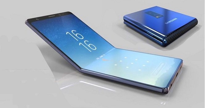 سامسونگ پتنتهای جدیدی را در زمینه یک گوشی تاشو و نمایشگر شفاف ثبت کرده است