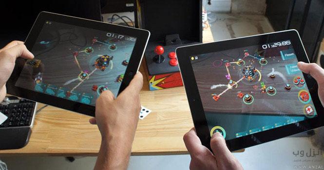 استفاده از فناوری واقعیت افزوده در گوشی های هوشمند در حال افزایش است