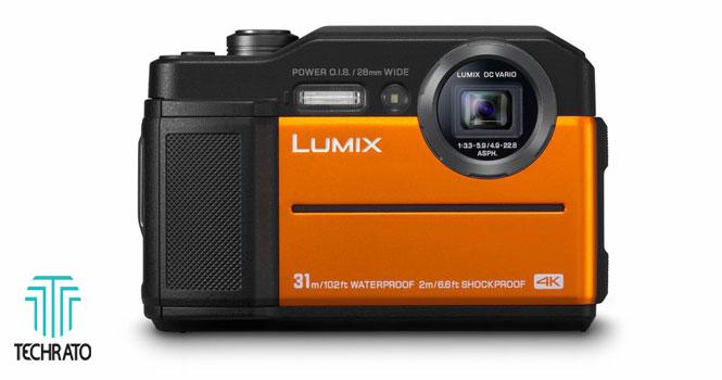 عکاسی با دوربین لومیکس تی اس ۷ تا عمق ۳۰ متری آب!