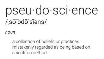 تعریف شبه علم