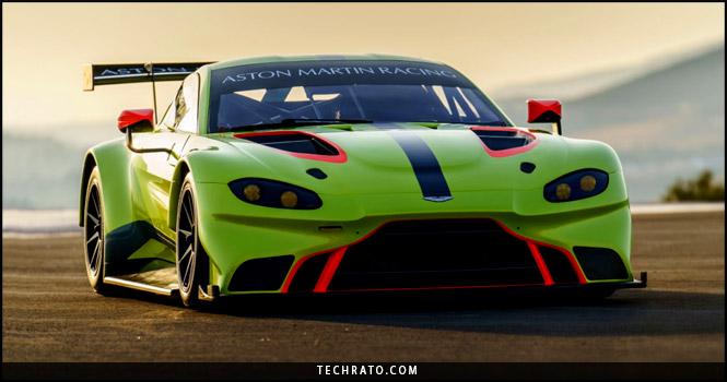 آماده برای مسابقه: مدلهای جدید آستون مارتین ونتیج GT3 و GT4 رونمایی خواهند شد