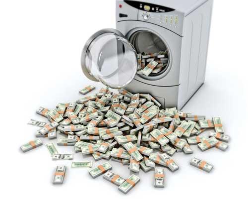 پول شویی در تحریم