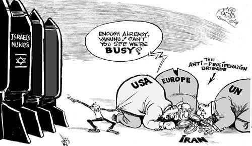 در 3 مارس 2008 میلادی، در قطعنامه 1803 شورای امنیت سازمان ملل، تحریمهای مرتبط با برنامه هستهای ایران گسترش پیدا نمود.
