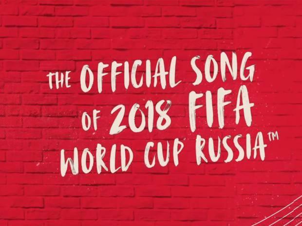 آهنگ رسمی جام جهانی روسیه