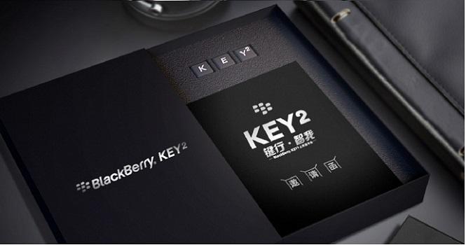 گوشی میان رده بلک بری کی 2 در تاریخ 8 ژوئن وارد بازار کشور چین میشود