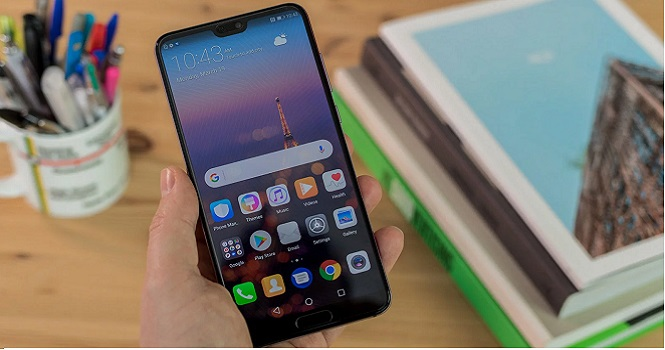 هواوی پی 20 پرو توسط سازمان EHA به عنوان برترین گوشی 2018 معرفی شد