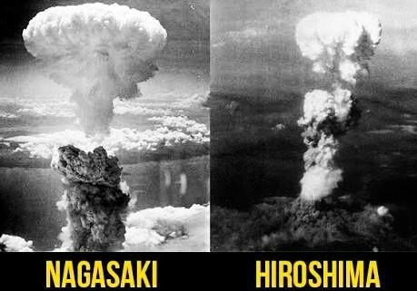بمب اتمی هیروشیما
