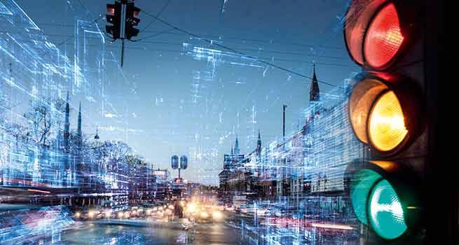 چه کسی اولین چراغ هوشمند کنترل ترافیک را اختراع کرد ؛ داستان خلق یک ایده