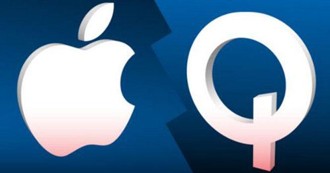 آیا درگیری حقوقی اپل و کوالکام بر سر پتنت ها پایان می یابد؟