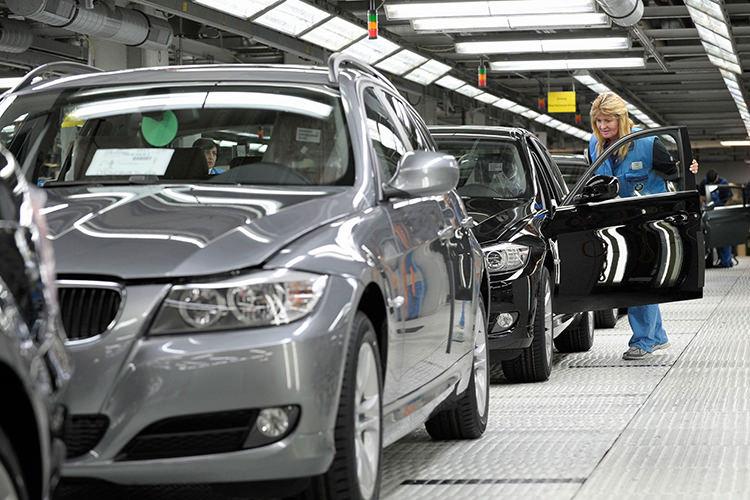 تعرفه 20 درصدی برای خودروهای اروپایی