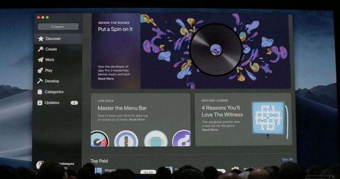 اپل قصد بازطراحی اپ استور به منظور استفاده آسان را دارد