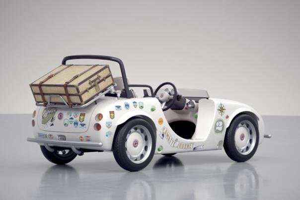 خودروی کودک با موتور الکتریکی