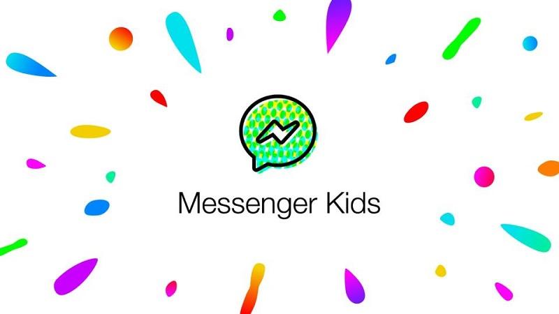 پیام رسان کودک فیسبوک