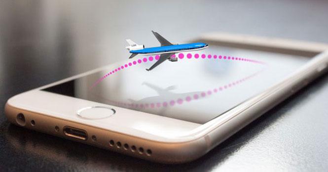 اپلیکیشن ردیابی پرواز Flightradar24 هک شد