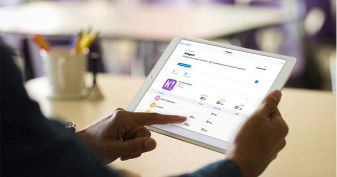 انتشار رایگان اپلیکیشن Schoolwork اپل برای معلمان