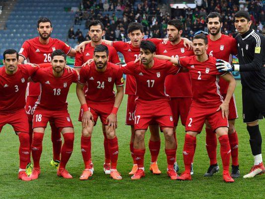تیم فوتبال جمهوری اسلامی ایران