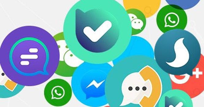 افزایش رتبه جهانی پیام رسان های ایرانی و سقوط رتبه تلگرام