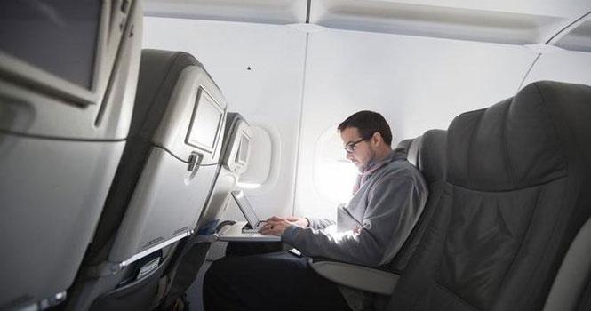 آیا امکان ارائه اینترنت پر سرعت در هواپیماها فراهم خواهد شد؟
