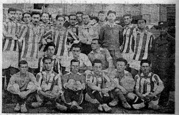 اولین تیم ملی ایران