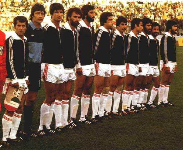 تیم فوتبال ایران در جام جهانی آرژانتین