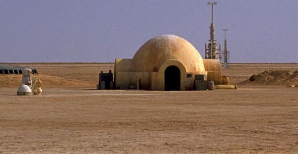 مزرعه رطوبتی که در سری فیلمهای جنگ ستارگان به تصور کشیده شده است. در این مزارع دستگاههایی به نام بخارسازها میتوانند رطوبت اضافی هوا را استخراج کنند