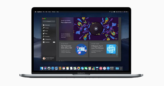 نسخه بتای عمومی مک او اس Mojave و tvOS 12 توسط اپل منتشر شد