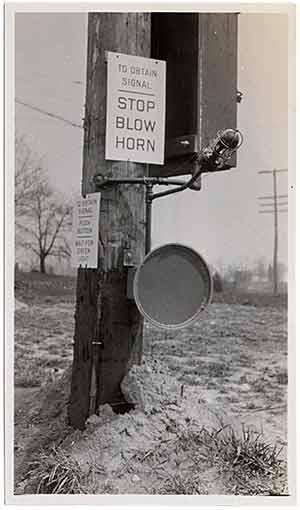 چراغ راهنمایی آدلر که به وسیلهی بوق فعال میشد، به سرعت جای خود را به سنسورهای جادهای داد