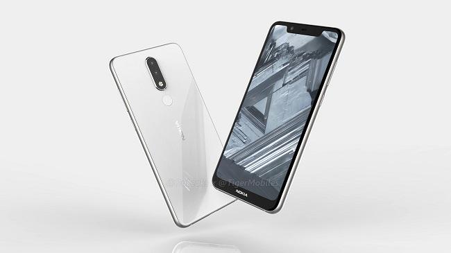 رندرهای جدید نوکیا 5.1 پلاس (Nokia 5.1 Plus) منتشر شد که از وجود ناچ نمایشگر در این موبایل هوشمند خبر میدهد.