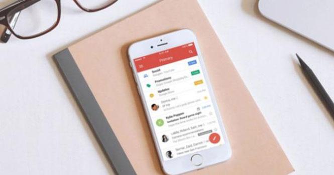 بهینه سازی نوتیفیکیشن ها در جیمیل iOS با هوش مصنوعی